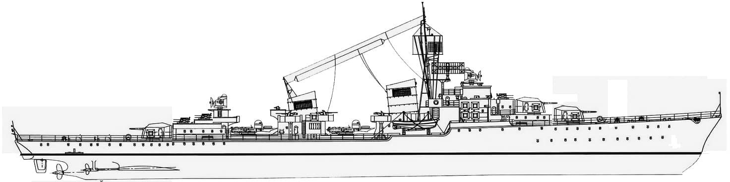 Impression of the 1944 class design - combo JüEi