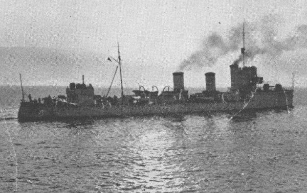 ARA Jujuy, La Plata class DD