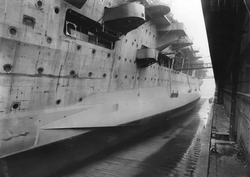 Kiel dockyard