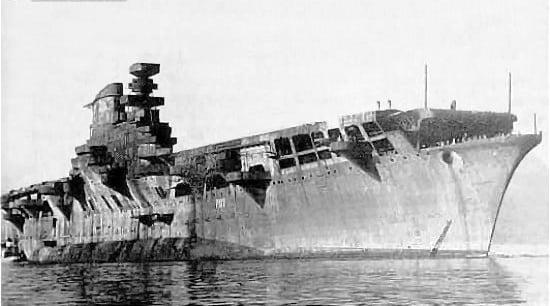 Aircraft Carrier Falco