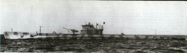 Adua submarine