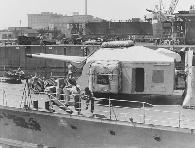 Z39 turret - Boston NY August 1939