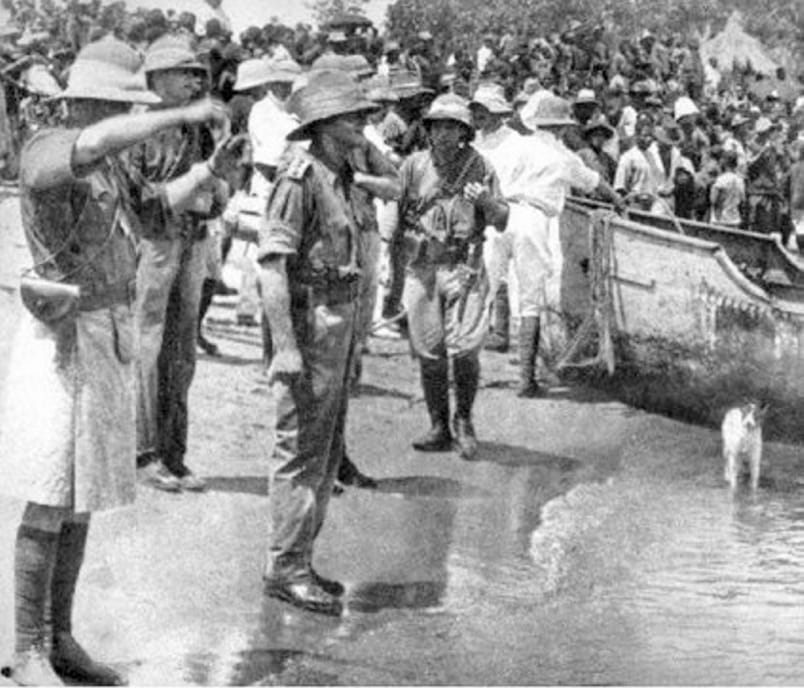 Lake Tanganyika's naval battles