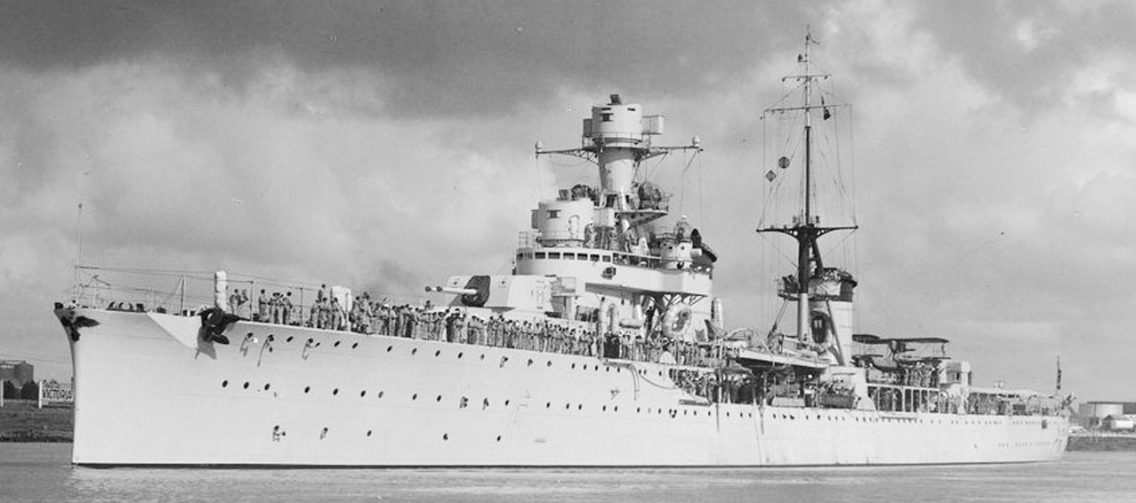 Croiseurs classe Giussano
