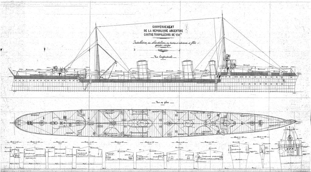 1911 Aventurier class