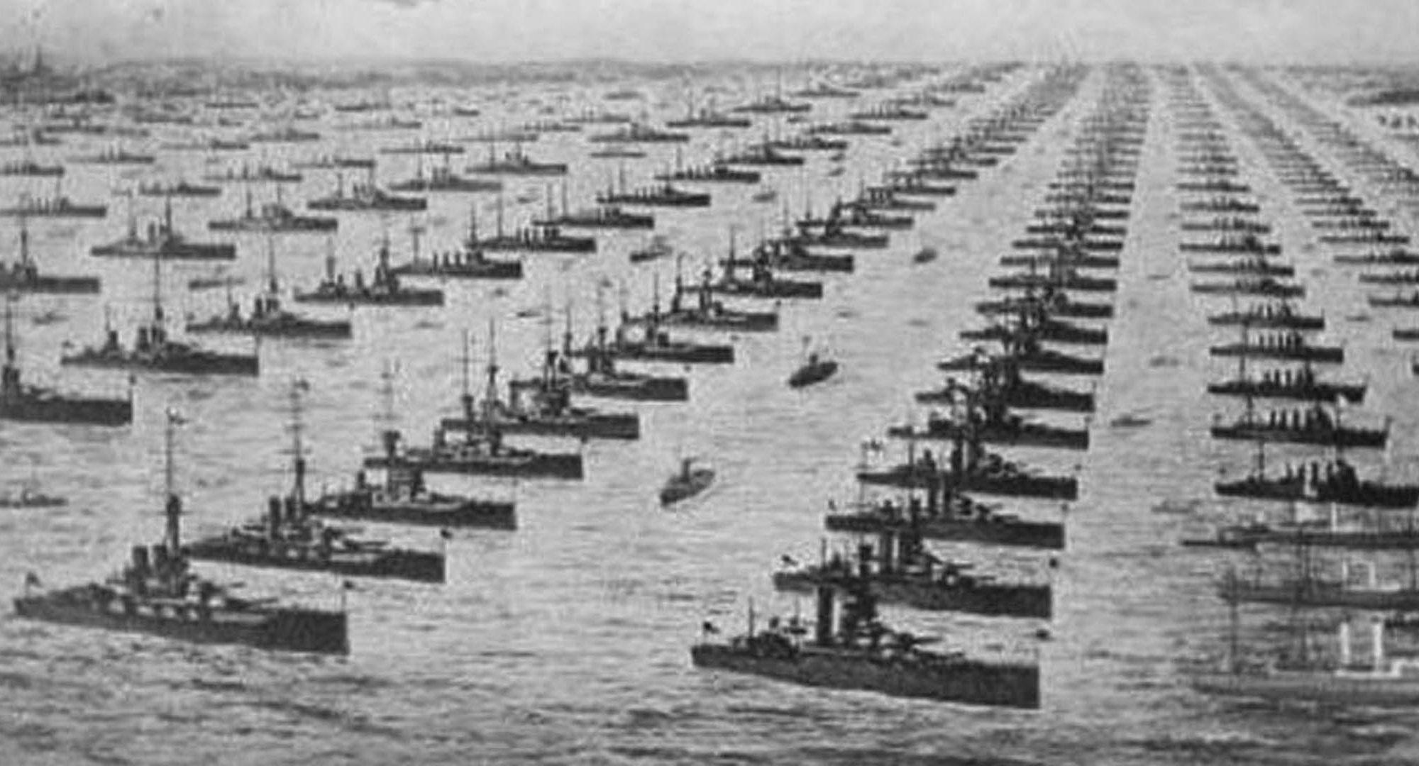 ww1 warships