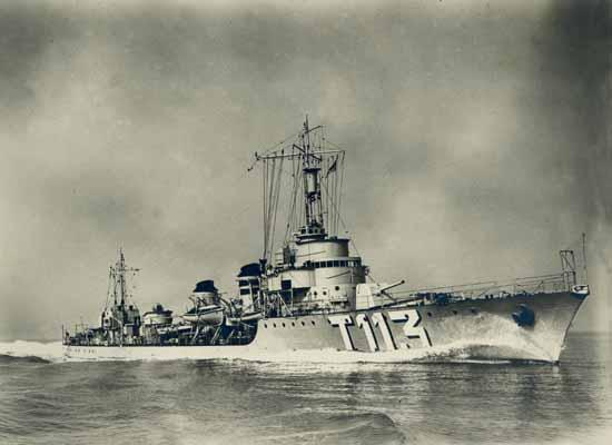 Branlebas, La Melpomène class. Private Coll. Alain V.