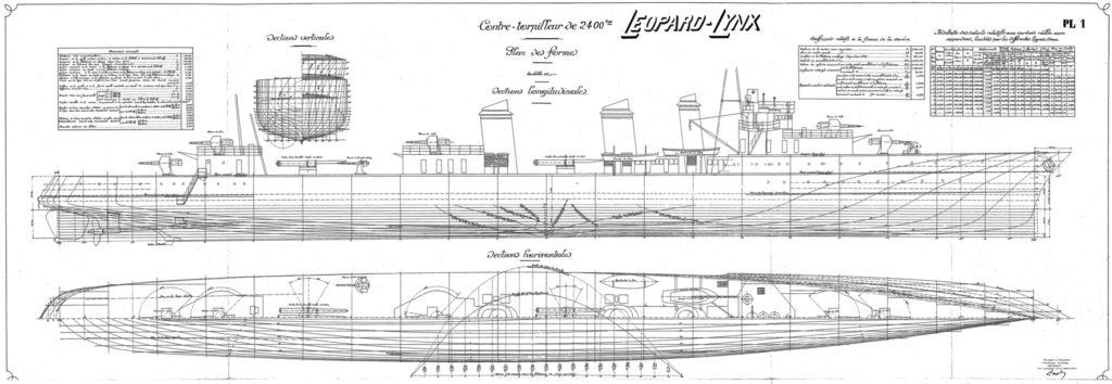 Leopard blueprints