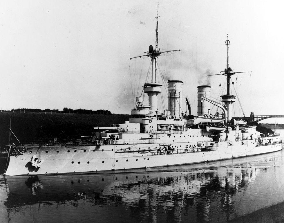 Wettin in 1907