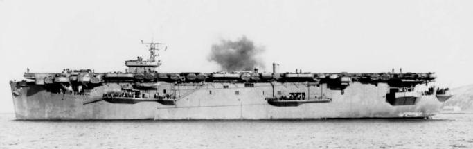 USS Altamaha CVE-18