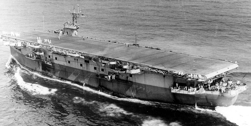 USS Bogue ACV-9