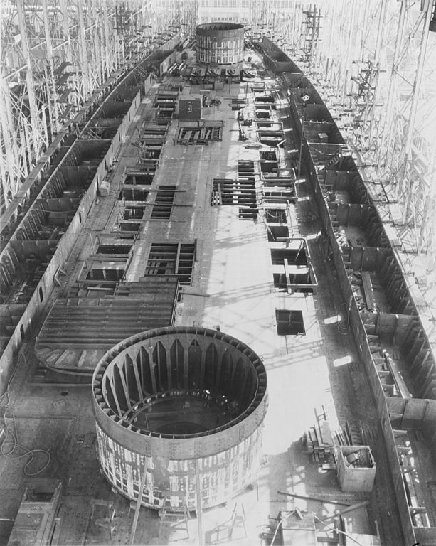 USS Saratoga CC-3
