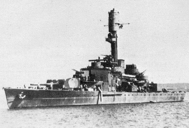 Vainamoinen in 1939