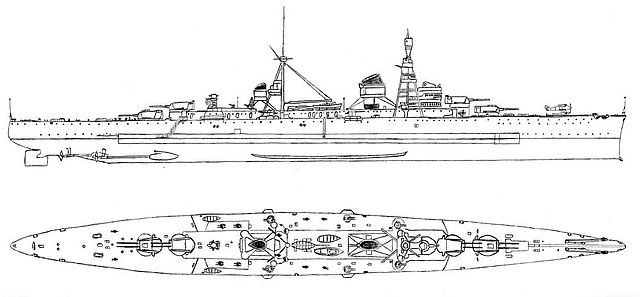 Line drawing of the Trento