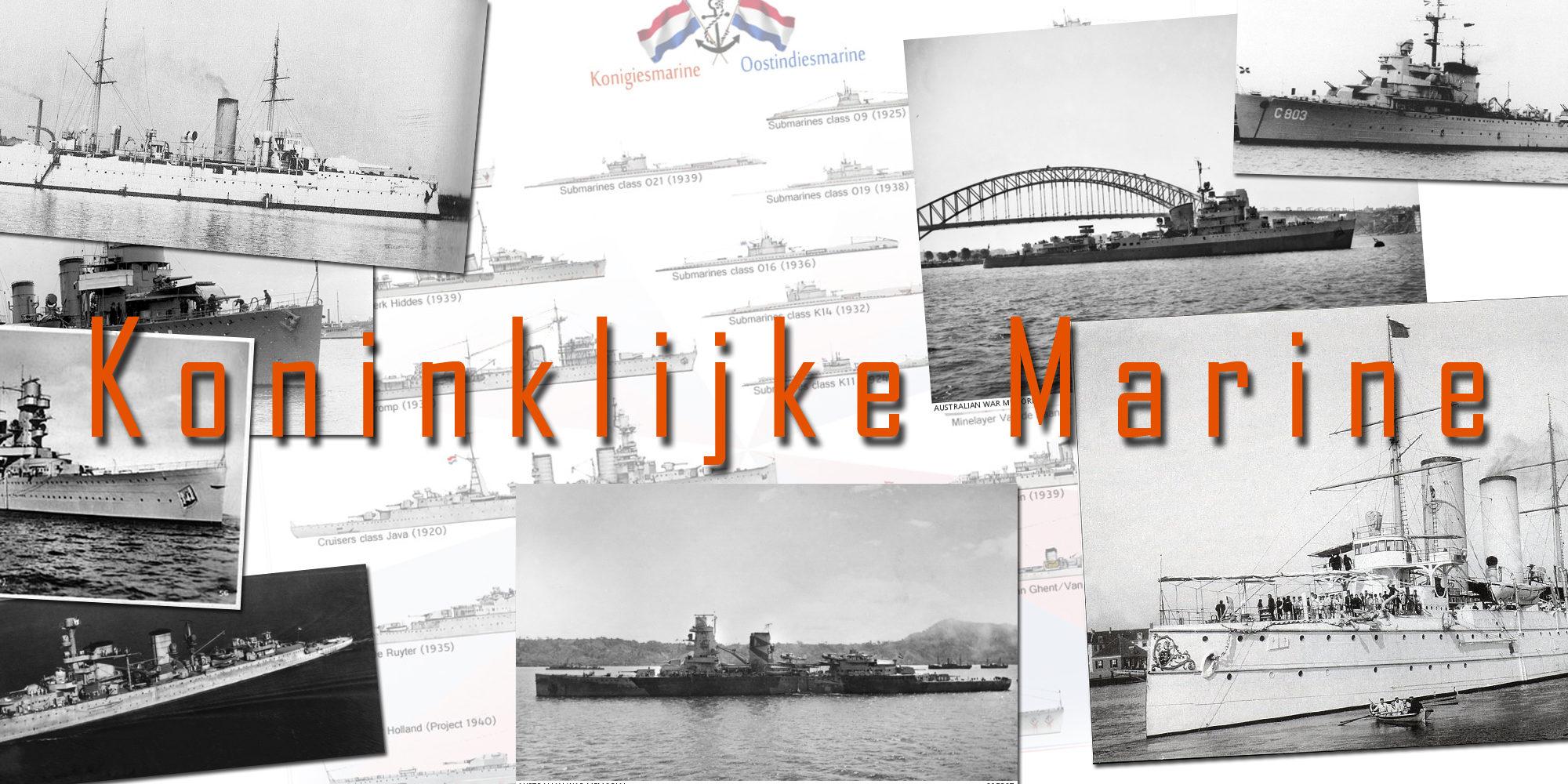 Dutch Navy in WW2