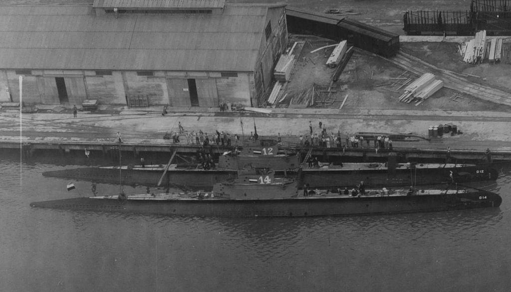 O12 and O14 at San Juan in 1937
