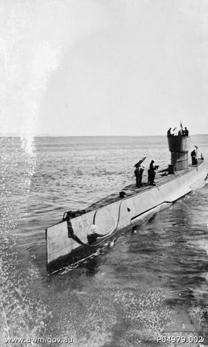 HMAS K9