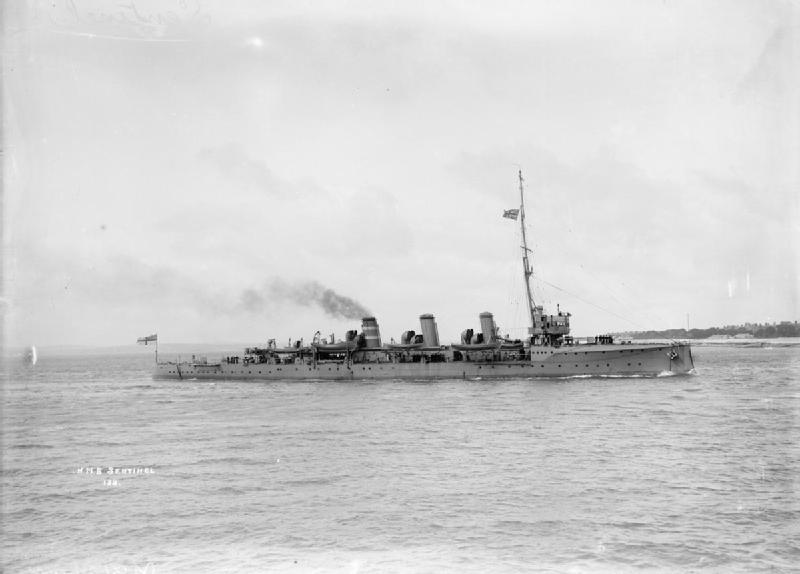 HMS Sentinel