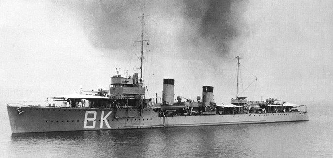 HNLMS Banckert