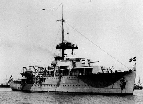 Johann Maurits Van Nassau Gunboat