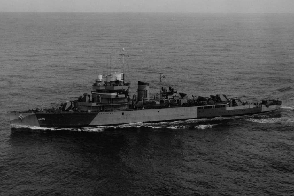 Van Kingsbergan 1944