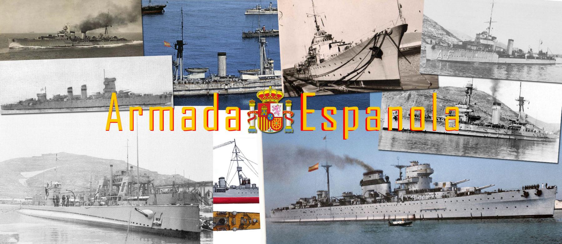 [New Page] Spanish Armada in the interwar & WW2