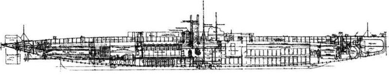 Blueprint of the Clorinde
