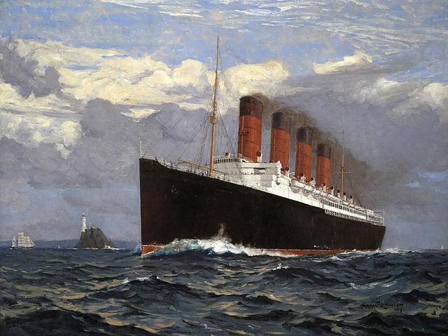 Lusitanian by Norman Wilkinson