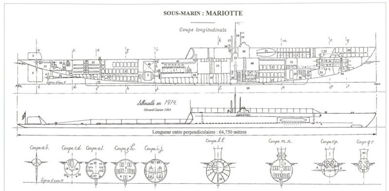 blueprint of the Mariotte