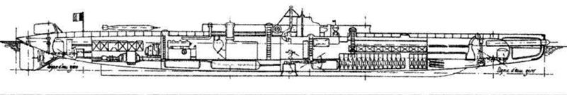 Blueprint of the Vendemiaire