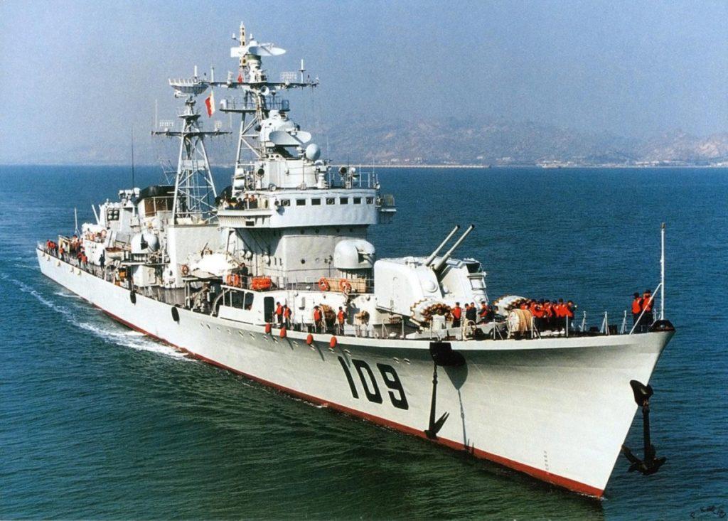 Luda Type 051 DDG-109 Kaifeng