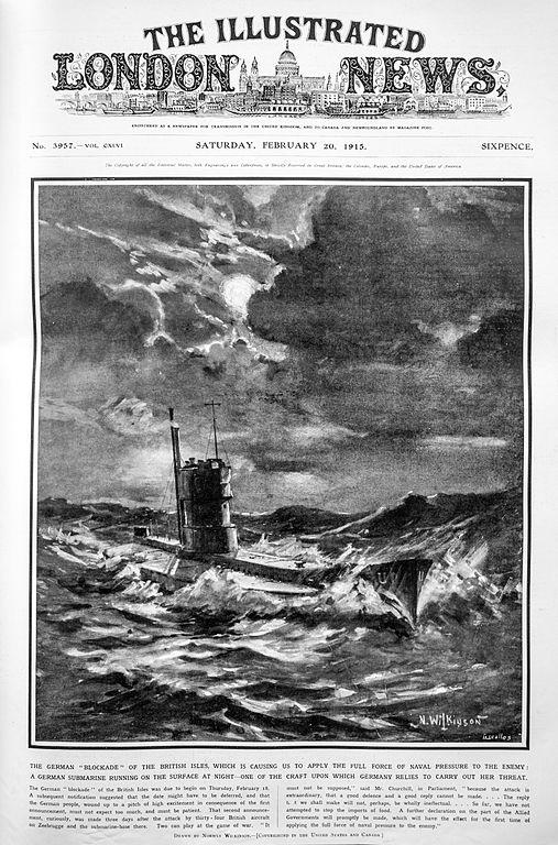 German_U-boat_submarine_engraving_1915-London News