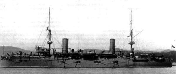 Italian-armored-cruiser-Carlo-Alberto-anchor