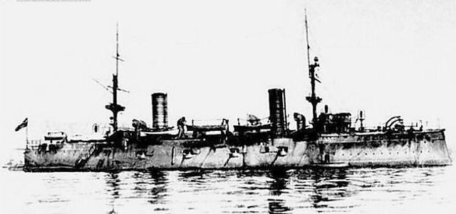 Vettor Pisani 1912
