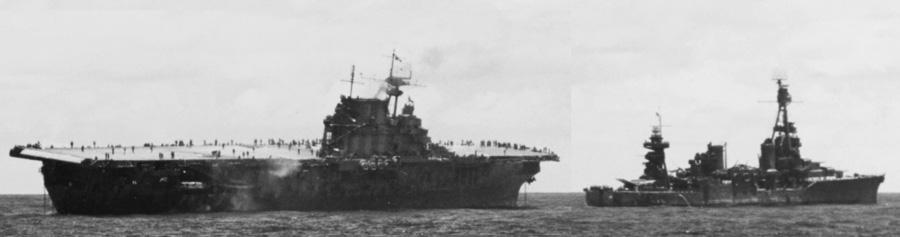 USS Hornet 26 October 1942
