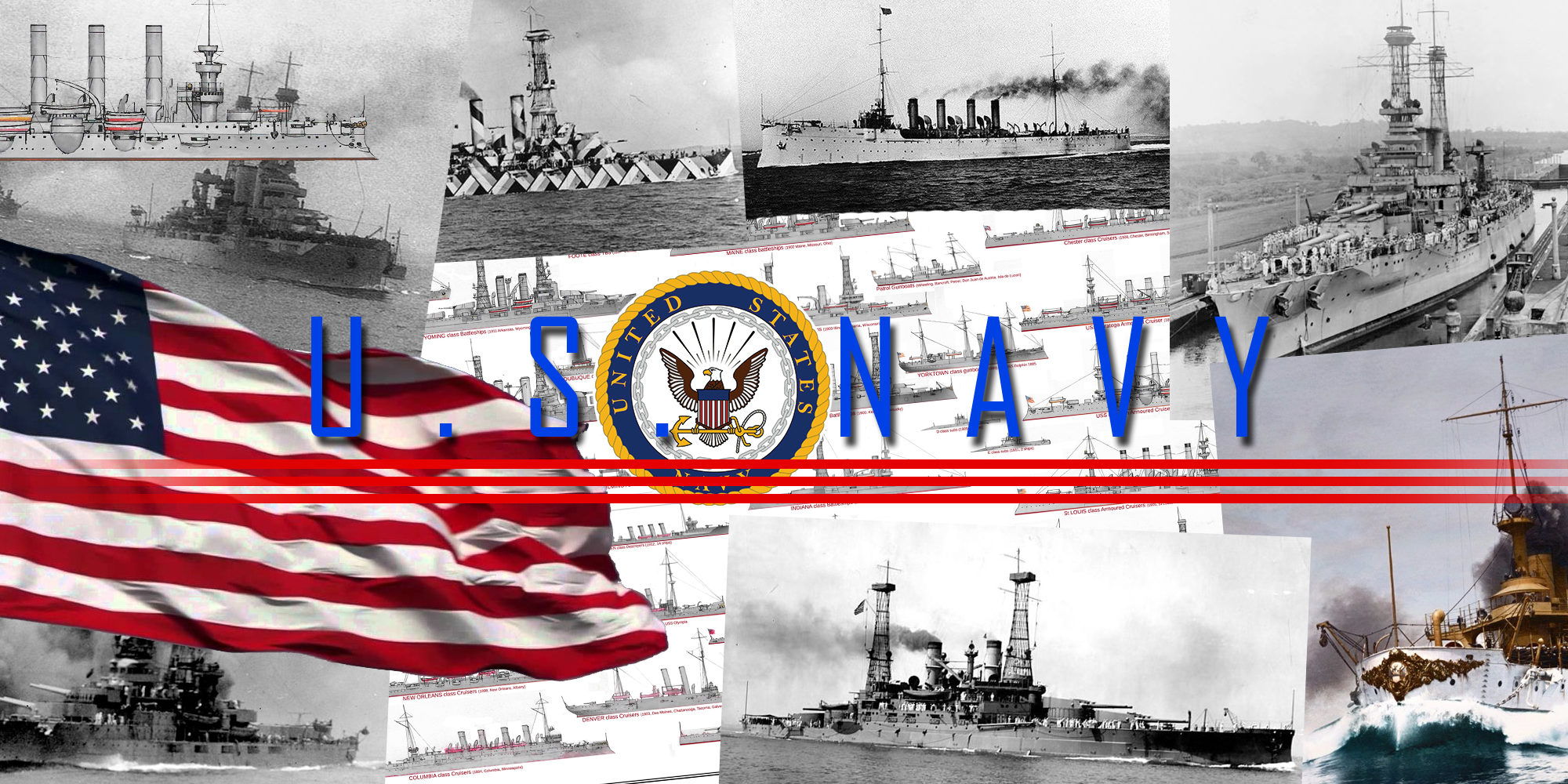 US Navy 1914-18