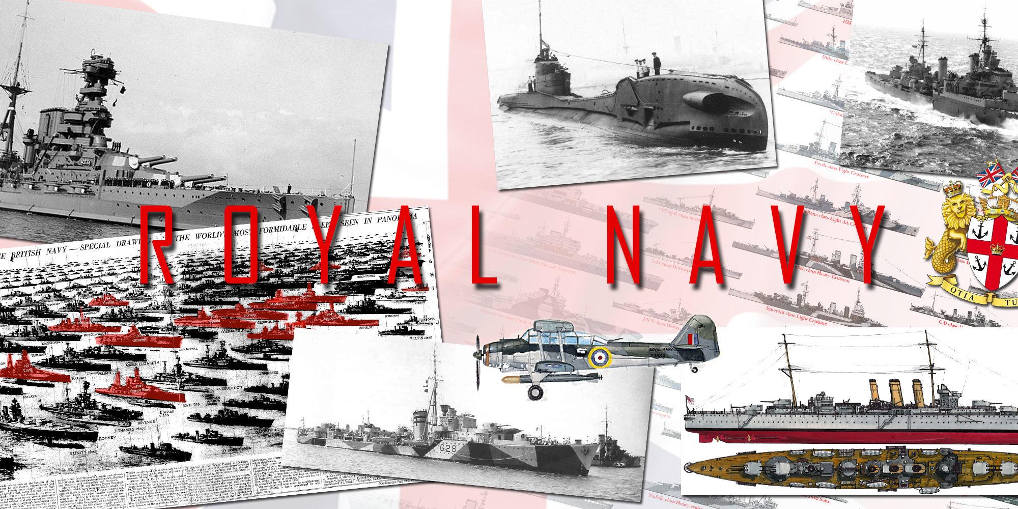 Royal Navy ww2