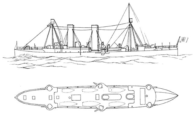 Dogali line drawing