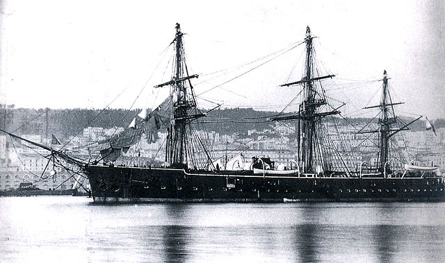 General Admiral in 1880