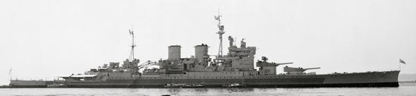 Renown 1945
