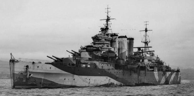 HMS Sussex