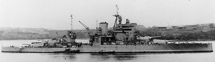 Battleships Valiant