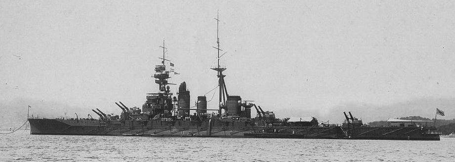 Hiei Sasebo 1926