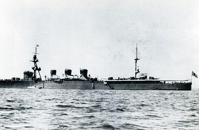 IJN Kuma 1930