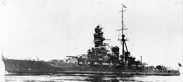Kongo after first reconstruction