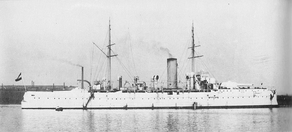 HNLMS Koningin Regentes (1898)