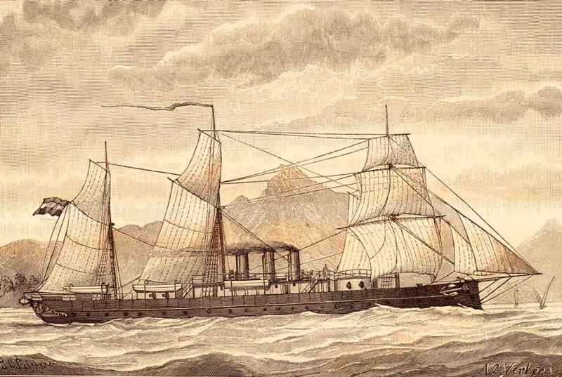 Koning der Nederlanden 1874