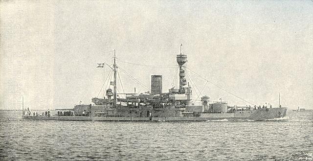Peder Skram 1908