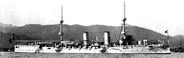 The Piemonte in 1914