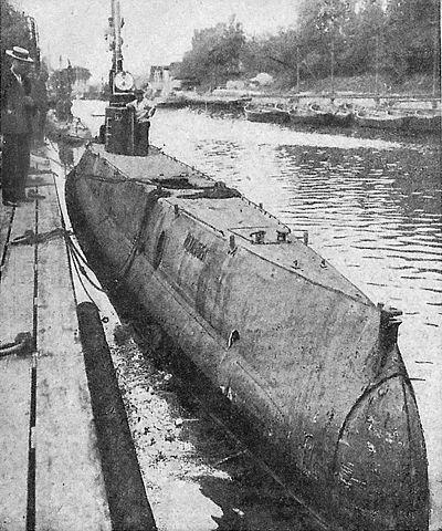 Havmanden class submarine